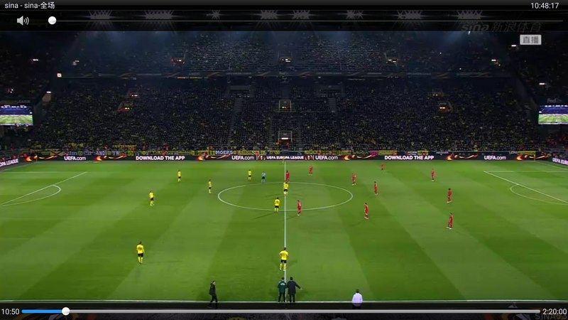 智能电视如何观看足球直播?体育直播软件盘点