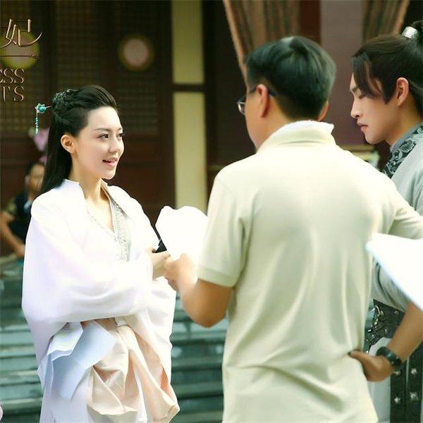 六月五号赵丽颖林更新《楚乔传》播出,信仰之战,一触即发!