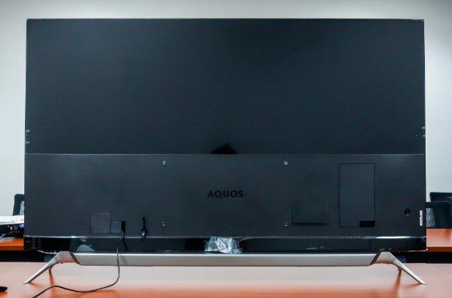 1.6mm无边框电视!AQUOS夏普旷视S60评测