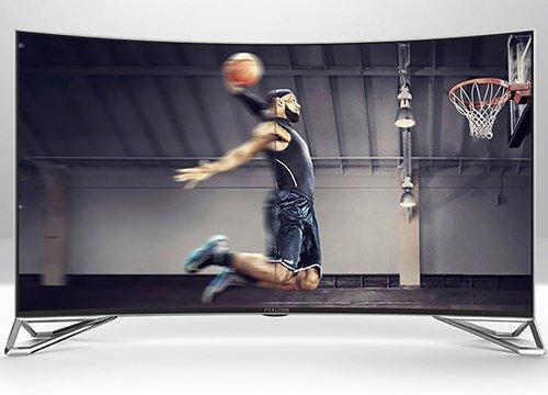 雷鸟电视I55C:曲面电视的代表之作