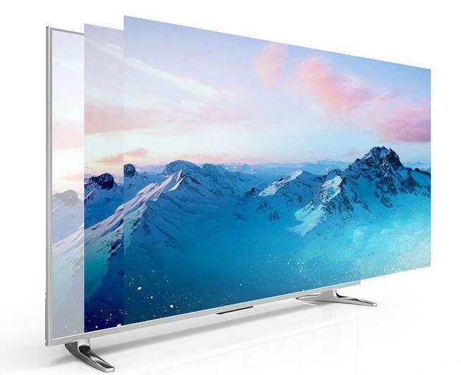 CNC电视J55火热抢购中 55英寸4K大屏智能电视仅需2299