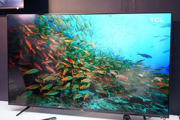 TCL P6超清薄电视系列正式发布 55寸人工智能售价5499元