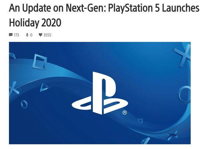 索尼PS5配置再曝光:将采用AMD最新定制的CPU及GPU