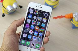 苹果iphone手机跟智