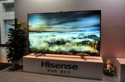 海信电视品牌收入