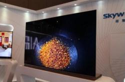 超薄电视的发展是因为客厅大吗?