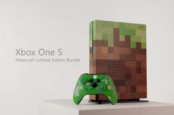 《我的世界》限定版 Xbox One S套装发布 售价399美元