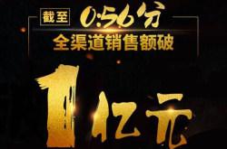 看尚双十一战报: