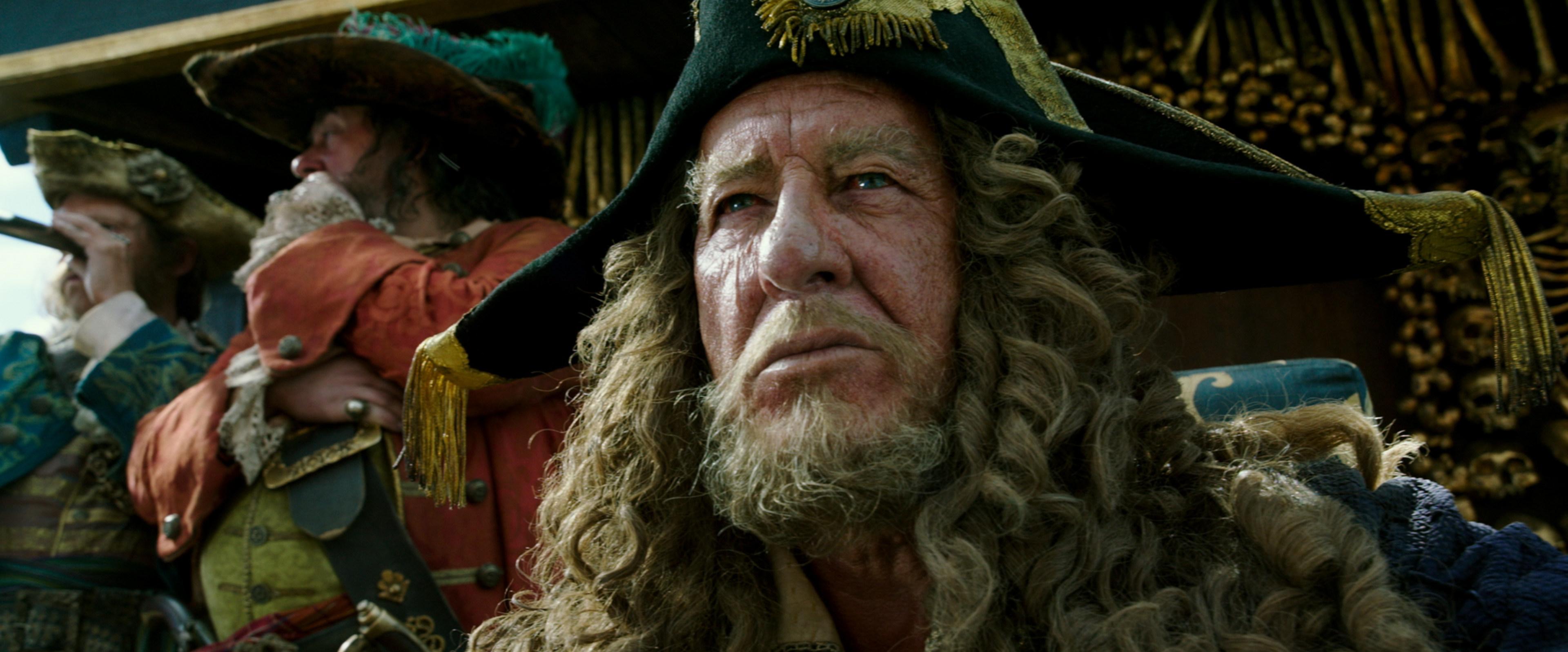 史上最骚气海盗主角回归,不枉我等了六年!