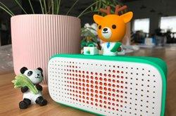 天猫精灵联合阿里健康发布鹿小佳智能音箱