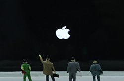 苹果明升备用网站被诉讼 疑似