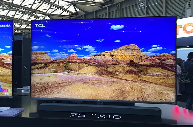 最新趋势显示人们越来越倾向选择大尺寸电视