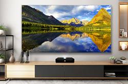 光峰A300激光明升m88备用网址评测:4K家庭影院级别的影音体验