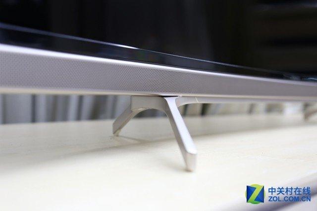 超薄曲面+金属丝印 海信MU8600电视赏析 众测 第7张