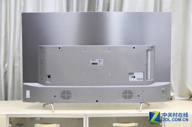 超薄曲面+金属丝印 海信MU8600电视赏析 众测 第11张
