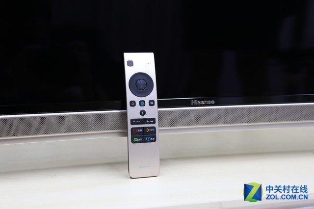 超薄曲面+金属丝印 海信MU8600电视赏析 众测 第18张
