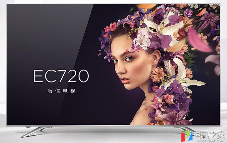 """年轻更有""""V"""" 海信LED55EC720US电视评测 众测 第1张"""