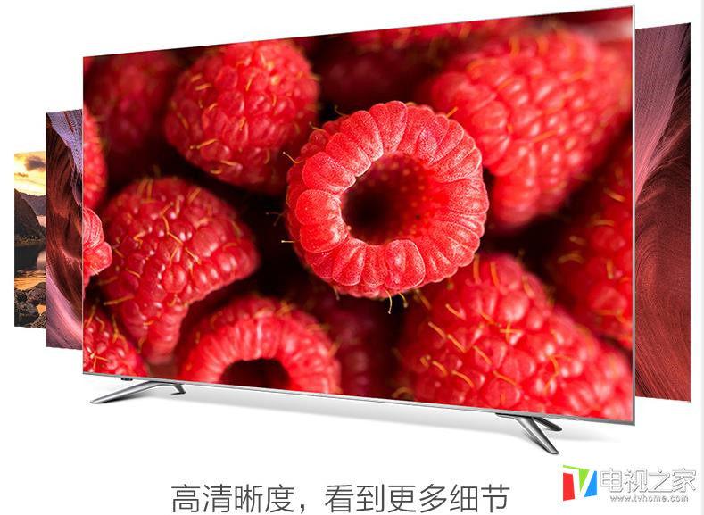 """年轻更有""""V"""" 海信LED55EC720US电视评测 众测 第4张"""