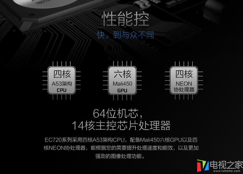 """年轻更有""""V"""" 海信LED55EC720US电视评测 众测 第6张"""