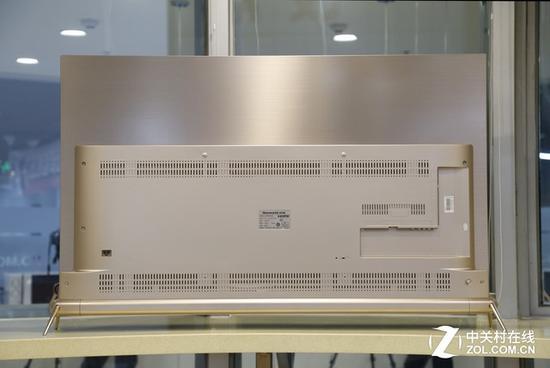 创维s9d的电视边框应用了无缝折弯技术