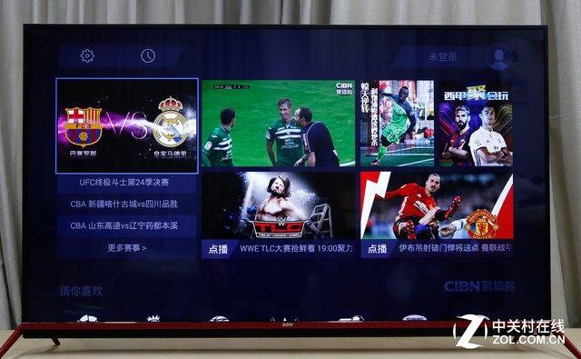 红军利物浦专属定制 PPTV65吋电视评测