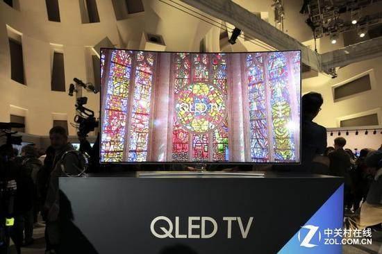 三星全新QLED TV量子点电视(基于金属量子点显示技术)