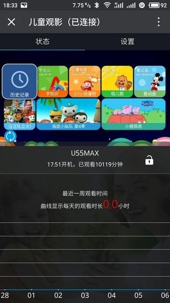 KKTV U55Max评测:再也不用担心孩子沉迷电视了