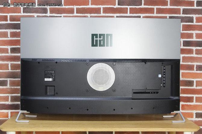 看尚首款超薄曲面电视X55Q详细评测