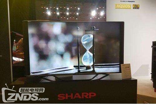 夏普8K电视:富士康建立高端品牌形象的重要闭环
