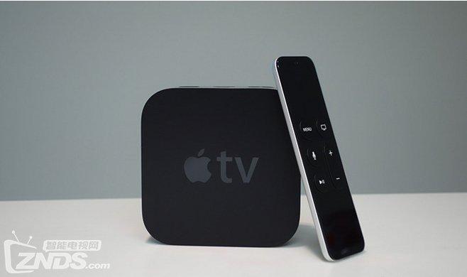 不止iPhone X 苹果新品Apple TV电视盒子进军4K界啦