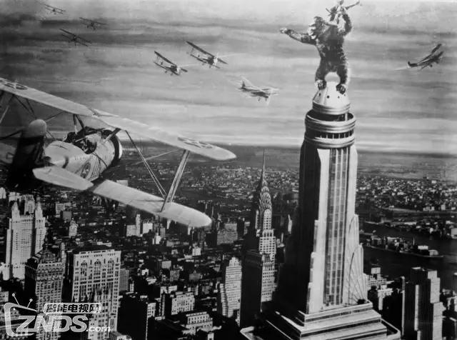 """从《猩球崛起3》看80年的""""追猩""""电影工业革命史"""
