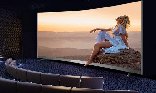 极致观影体验还是得靠曲面电视 5款曲面电视良心推荐
