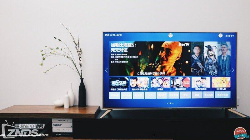 联想65E8测评—百度DuerOS电视端的集大成者