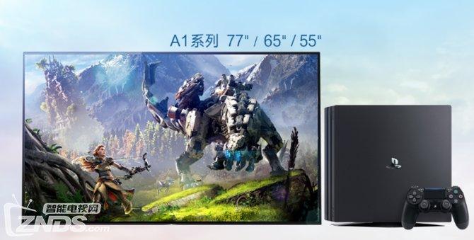索尼的逆袭:OLED A1电视 银幕声场技术 黑科技巨擘