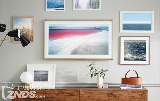 三星电视Frame TV系列推出43英寸产品 售价1299美元|三星Frame TV壁画电视怎么样-货源百科88网