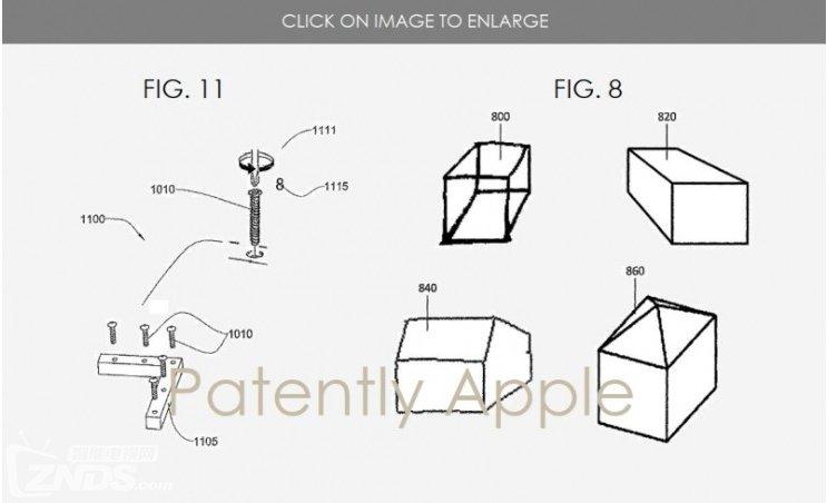 苹果AR识别平面图像生成AR内容 新专利曝光