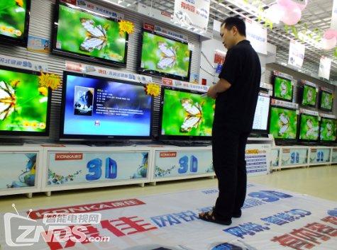 """广电运营商相继入局""""卖电视"""" 优势却是产业链"""