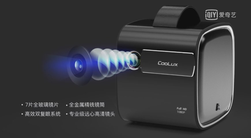 兼具高性能与移动性能 酷乐视R4/R4S微型投影重磅发布