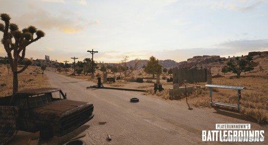 《绝地求生》第三轮测试将加入沙漠新图和全新武器