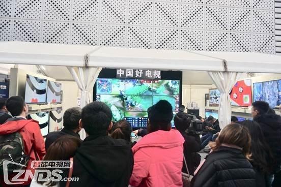 """""""中国好电视""""全国巡展拉开序幕 领略优质新品电视魅力"""
