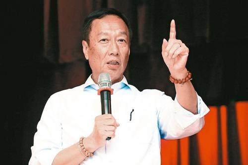 郭台铭否认富士康只是代工企业 还是一家技术企业