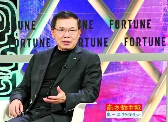 TCL李东生:企业自动化是必然 适当的员工流动不可避免