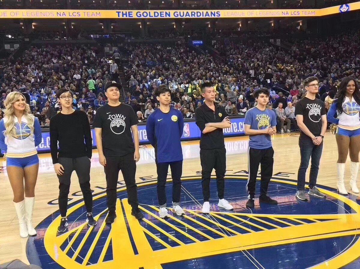 金州勇士电竞战队成立 3支NBA球队加入英雄联盟北美赛区