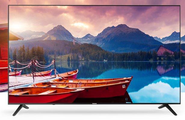 精彩视界!由一台大屏4K智能电视开启