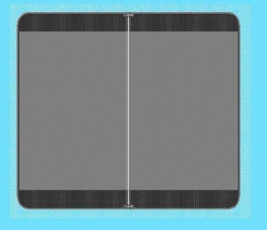 微软可折叠手机曝光 柔性OLED屏无缝连接