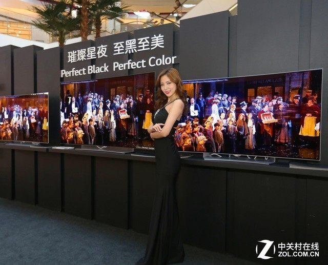 OLED普及超出预期 厂商纷纷布局大尺寸OLED面板