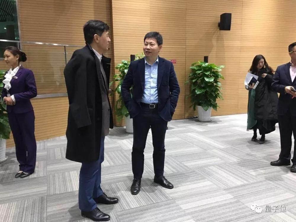 百度华为战略合作发布会:共建开放的AI生态