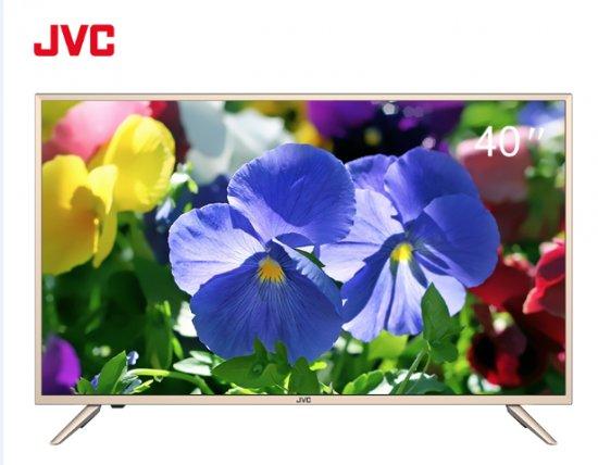 """五星电器联合JVC首发""""高性价比""""新品电视"""