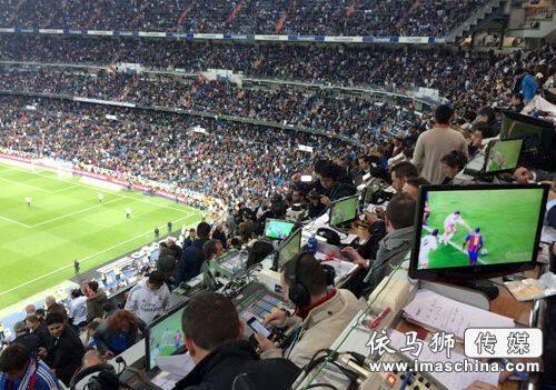 西班牙国家德比向全世界4K HDR直播 有史以来最大的4K足球直播