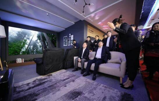 激光电视不只是一个产品 也意味着企业新的未来